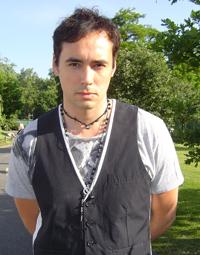 John Shepherd wearing Coleman Douglas Pearls