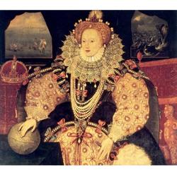 Elizabeth I - Armada Portrait
