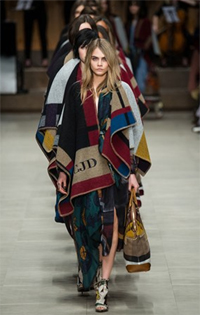 Burberry Autumn/Winter 2014/15 Show