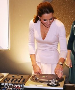 Kate the DJ