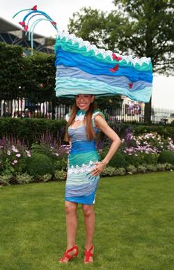 Ascot BIG HAT