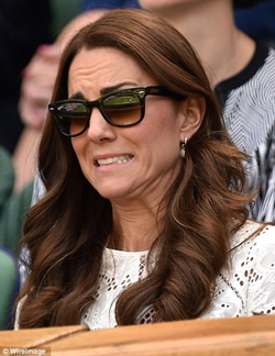 Kate Mid at wimbledon