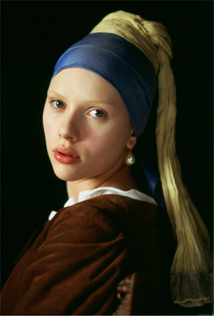 Girl with a pearl earring2