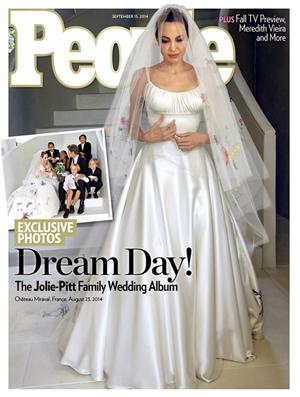 Jolie wedding