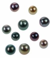 536 Tahitian Pearls