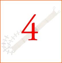 4. Oval choker