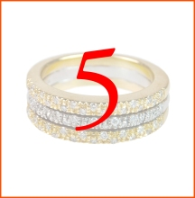 5. gold ring