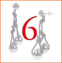 6. warrior earrings