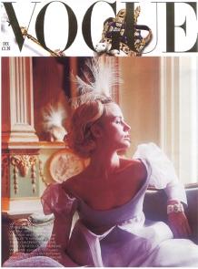 Vogue Dec 2001