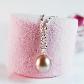 pink pendant ne + marshmallow