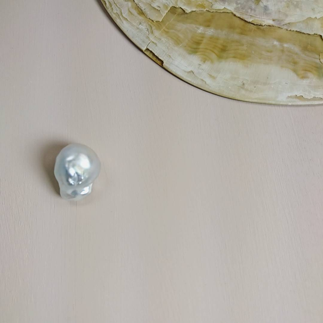 Large Baroque South Sea Pearl